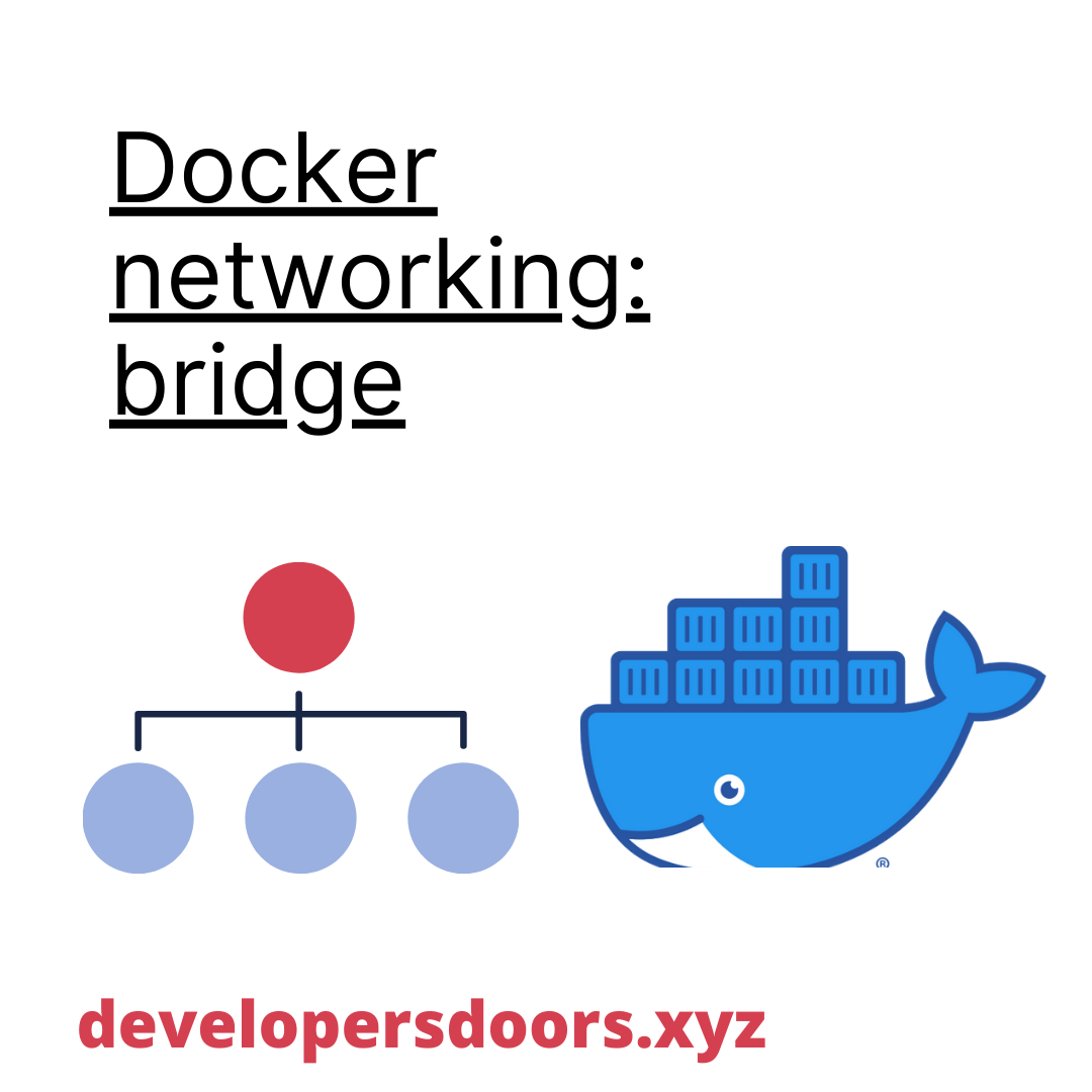 What is docker networking and bridge networking?